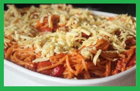 Pinoy Style Spaghetti Yum! net by-passers